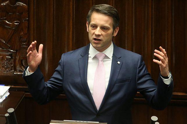 Tomasz Cimoszewicz na znak protestu odchodzi z gabinetu cieni PO
