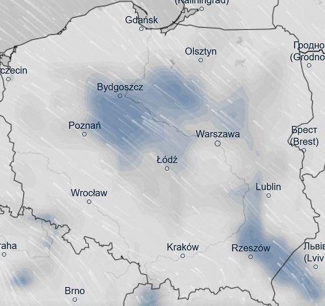 Pogoda. W sobotę zachmurzenie będzie częściowe, głównie w centralnej i południowo-wschodniej części kraju