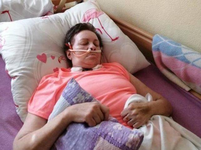 Przeżyła strzał w głowę. Teraz 57-latka ze Śląska walczy o powrót do zdrowia