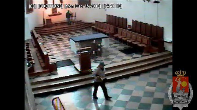 To oni okradli kościół. Rozpoznajesz ich?