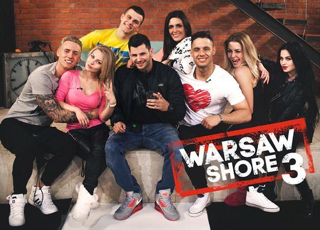 """Zmiany w ekipie """"Warsaw Shore"""""""