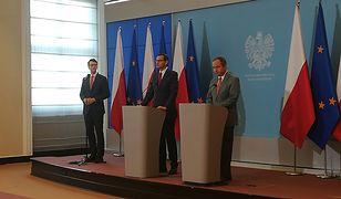 Premier Mateusz Morawiecki: Krzysztof Szczerski kandydatem na komisarza UE