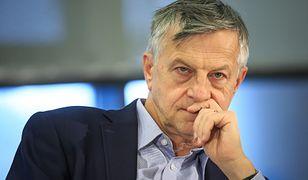 Andrzej Zybertowicz miał nie otrzymać profesorskiej nominacji