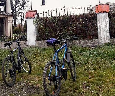 Pijani jechali na pogrzeb. Rowerzyści zatrzymani na drodze pod Kętami