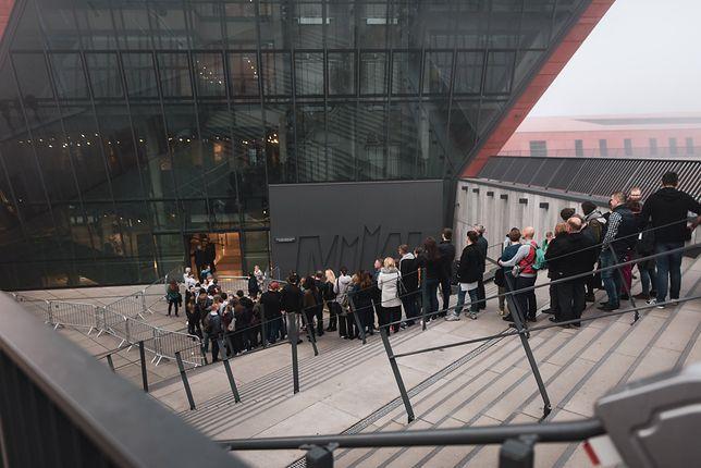 Ekspozycja Muzeum II Wojny Światowej w Gdańsku cieszyła się dużym zainteresowaniem podczas Europejskiej Nocy Muzeów