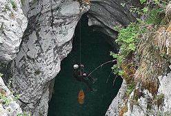 Słowenia. Polski student wpadł do rzeki, przerwano poszukiwania