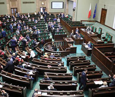 Sejm. Precedens na Wiejskiej