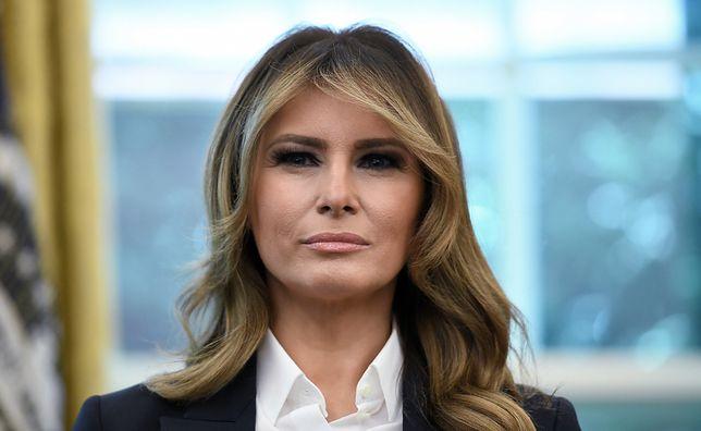 Melania Trump przyleci we wrześniu do Polski