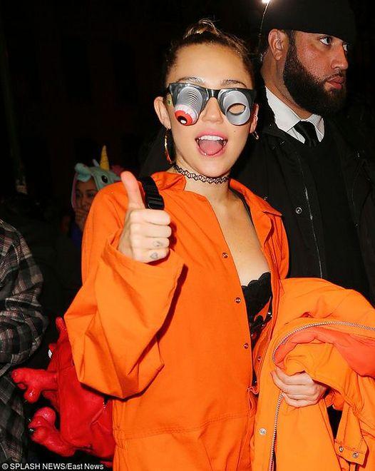 Stylizacja Miley Cyrus. Czy potrafi jeszcze szokować?