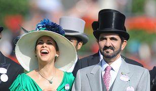 Księżniczka Haya uciekła od męża