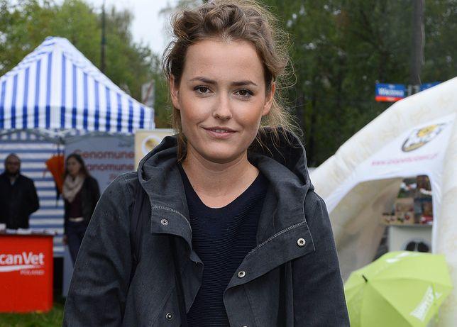 Olga Frycz pokazała córeczkę