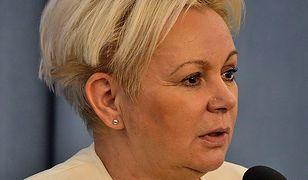 Krystyna Skowrońska zasiada w Sejmie RP od IV do VIII kadencji