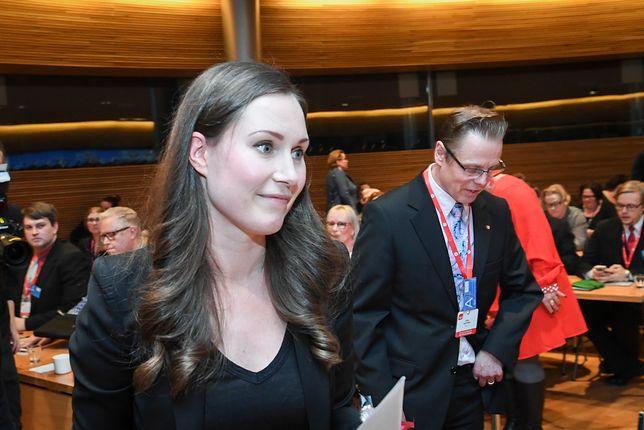 Sanna Marin premierem Finlandii. Kim jest nowa premier Finlandii
