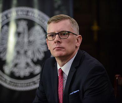 Historyk Sławomir Cenckiewicz skrytykował prawicę za podkreślanie agenturalnych powiązań księży pedofilów