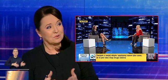 Manipulacja? Zarówno widzowie TVP Info, jak i TVN24 mogli zobaczyć wywiad z Igą Świątek - oba emitowane w tym samym czasie