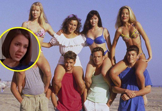 Jessica Alba zagrała w popularnym serialu w 1998 roku