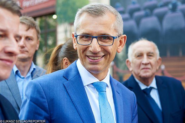 Wybory parlamentarne. Krzysztof Kwiatkowski chce startować w wyborach do Senatu