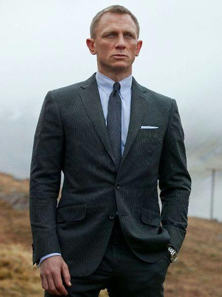 Daniel Craig ponownie legendarnym Bondem