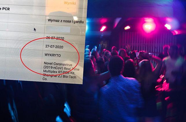 W Polsce liczba zakażeń rośnie.