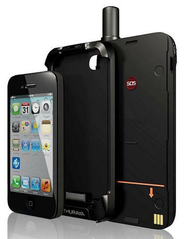 Przystawka satelitarna dla iPhone'ów