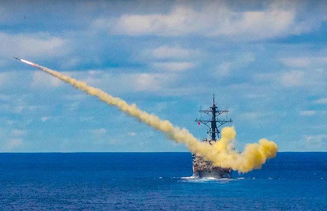 USA przywracają do służby pocisk UGM-84 Harpoon