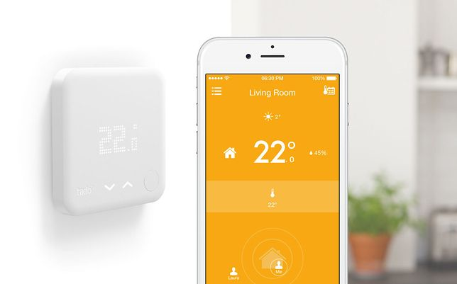 Tado Smart Thermostat.