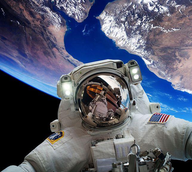 Nie jest łatwo zostać astronautą