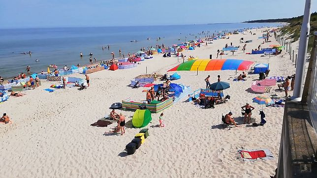 Koronawirus a wakacje nad Bałtykiem. GIS wydał zalecenia
