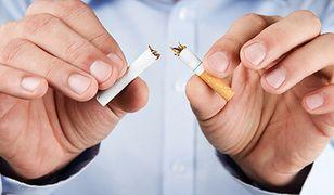 Polacy jak co roku rzucają palenie. Czy postanowienia noworoczne widać na wykresach?