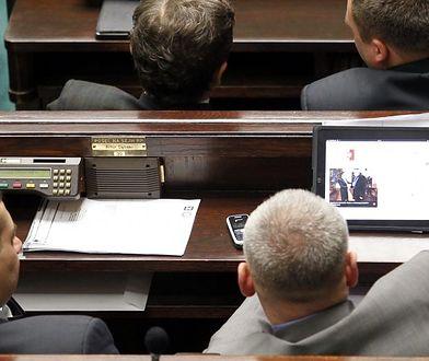 Sejm zamówił dla nowych posłów 600 tabletów