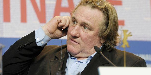 Depardieu zarobił w Polsce 1 000 000 dolarów!