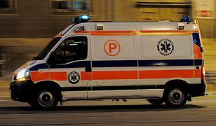 Osiem osób rannych w wypadku w Mikołowie
