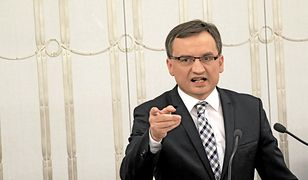Zbigniew Ziobro zdenerwował się na antenie TVP Info