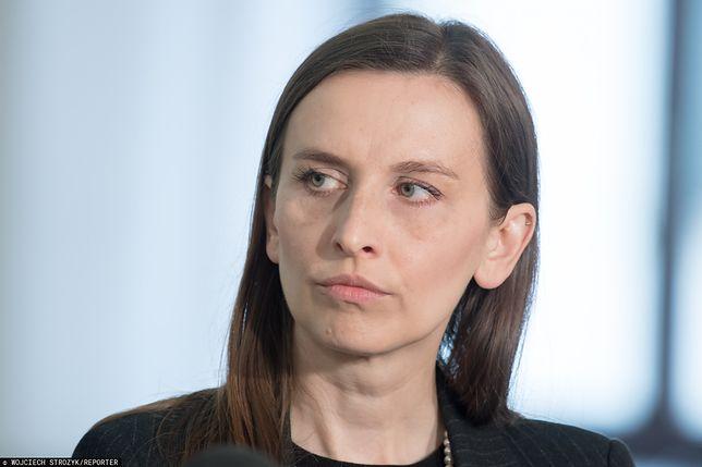 Sylwia Spurek.