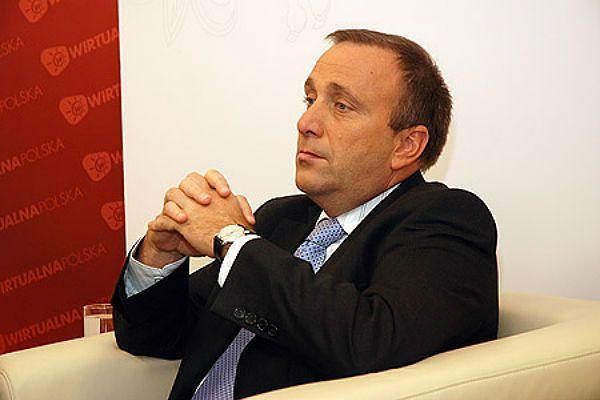 Grzegorz Schetyna chce objąć schedę po Tusku