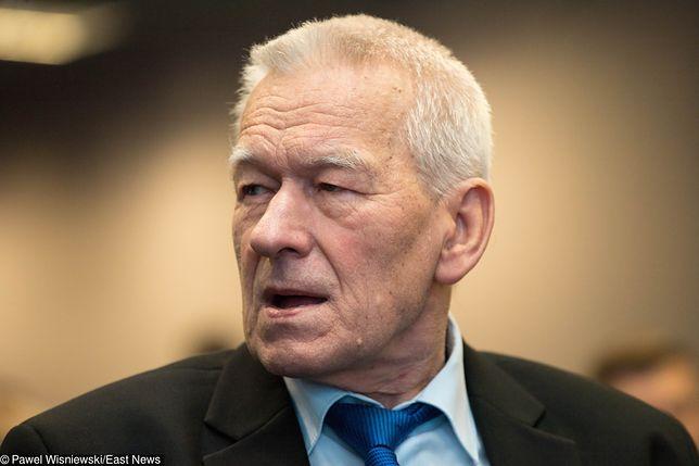 Kornel Morawiecki po raz kolejny sprzeciwił się reformie rządu swojego syna