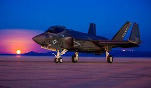 USA i ZEA podpisały umowę w sprawie sprzedaży myśliwców F-35 - informuje Reuters