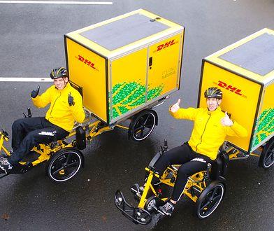 Już niedługo większe rowery kurierskie mogą wyjechać na ulicę