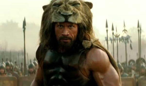 Dwayne Johnson: Herkules, który dorasta do roli herosa. Fragment filmu