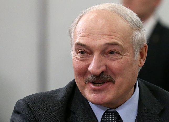 Alaksandr Łukaszenka - prezydent Białorusi