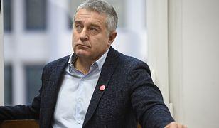 Władysław Frasyniuk został uniewinniony ws. podania nieprawdziwych danych policjantowi podczas legitymowania
