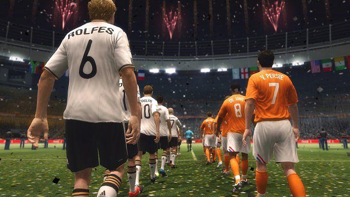 2010 FIFA World Cup od EA już oficjalnie, w kwietniu