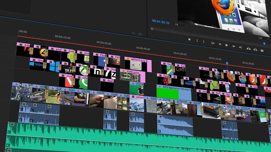 Ryzen 7 1800X kontra Core i7-5960X: renderujemy w Adobe Premiere