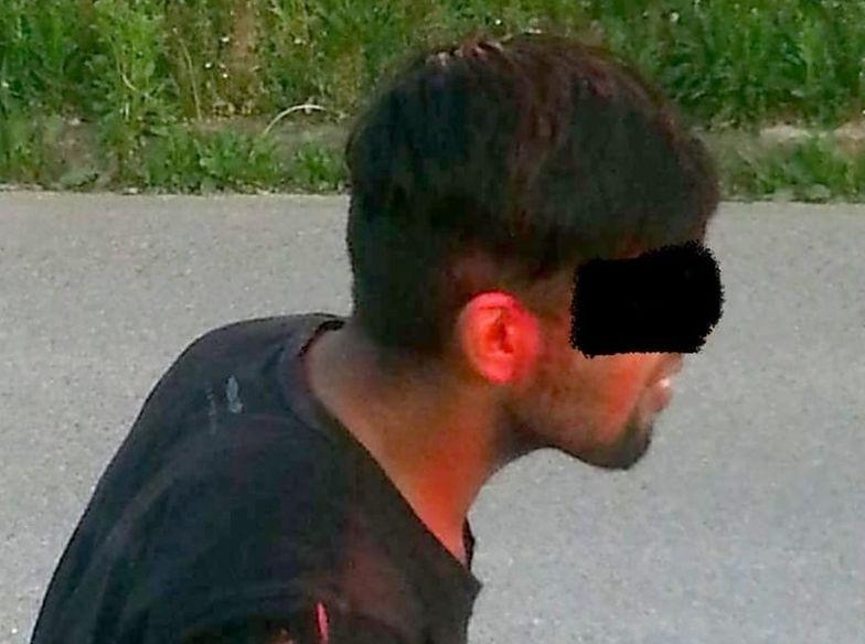 Chorwacka policja maluje sprayem azylantów? ONZ protestuje