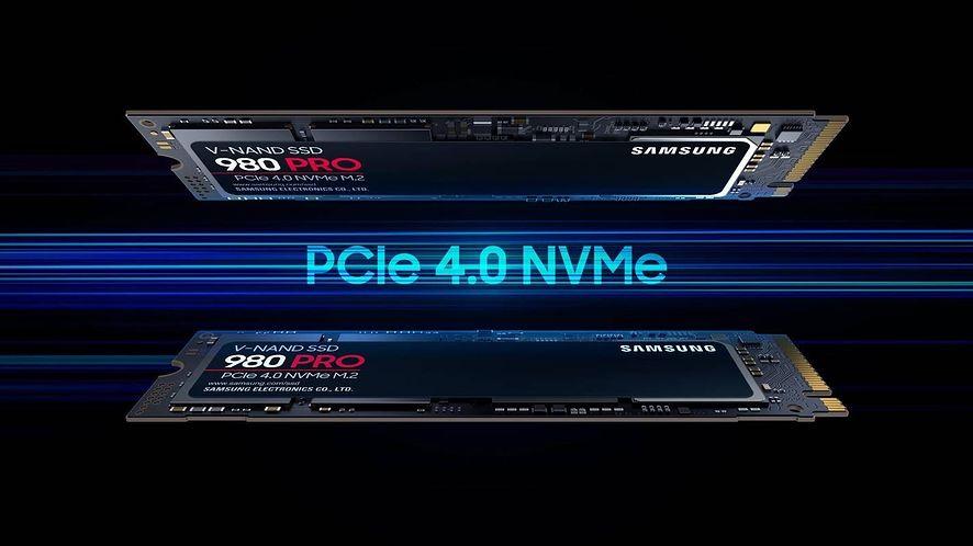 Samsung przedstawia swój pierwszy dysk z interfejsem PCIe 4.0 /fot. Samsung
