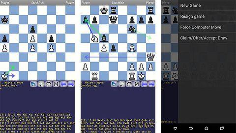 Aplikacje szachowe na Androida i iOS — odsłona czwarta