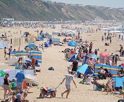 Wielka Brytania. 15-latka zgwałcona na zatłoczonej plaży w Bournebouth