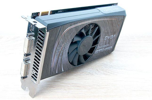 EVGA GTS450