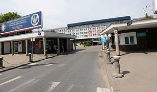 Szpital wojskowy przy ul. Szaserów w Warszawie