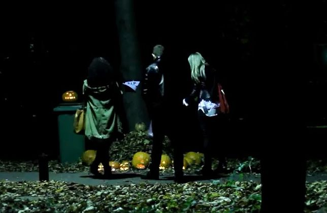 Mr. Pumpkin (Wideo) [+18]